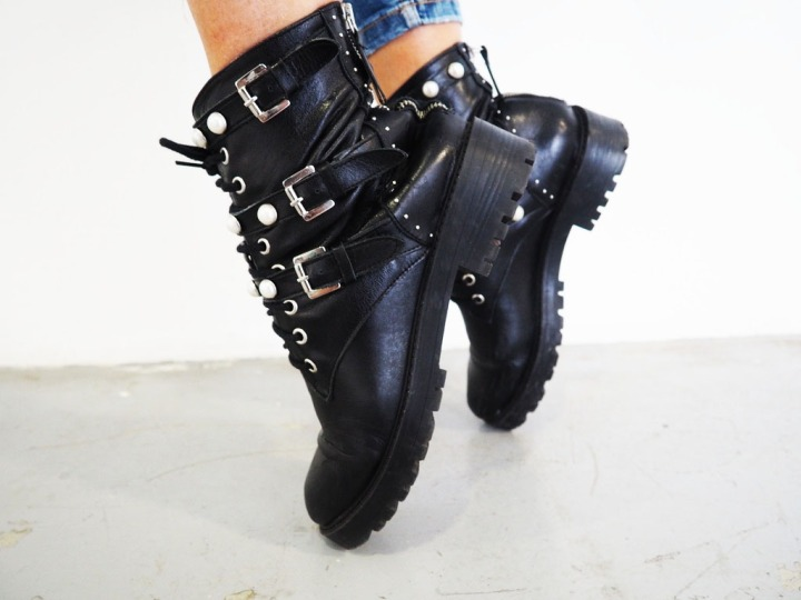 These boots were made for SLAYING…