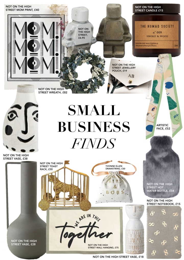 SMALL BUSINESS FINDS